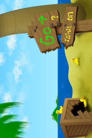 Screenshot Captain Duckie's Quack 'n Rescue