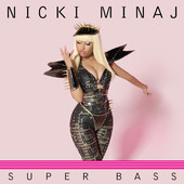 Nicki Minaj - Super Bass ilustración