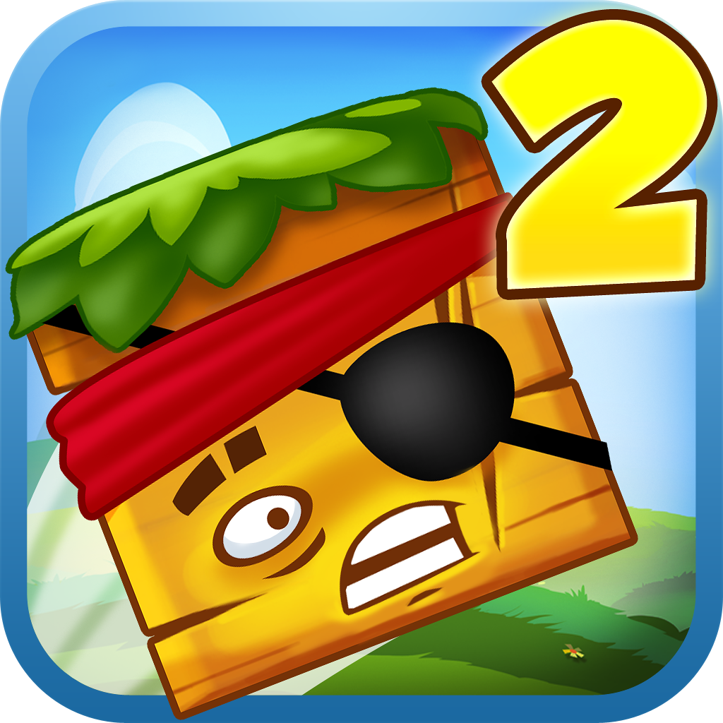 Happy Hills 2: Bombs Away! iOS